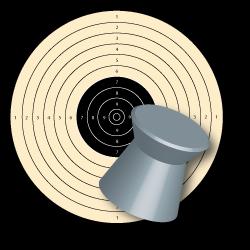 Postes 1 à 14 du 200/300m, tir interdit au 22LR, le 26 mars.